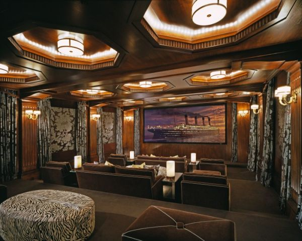 Creating The Perfect Home Theatre Interior Design