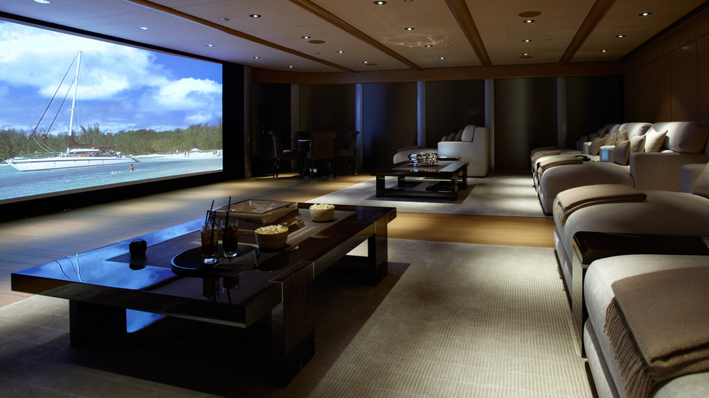 Creating the Perfect Home Theatre - Caliber Homes - New Homes in ...