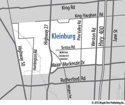 5 reasons why you want to live in Kleinburg