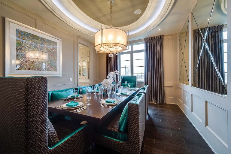 The Latest Trends in Dining Room Lighting Caliber Homes New
