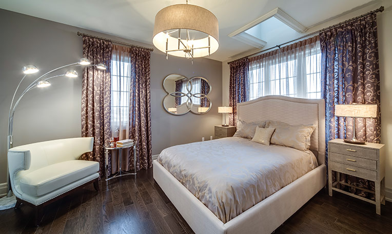 How to choose the perfect bedroom lighting
