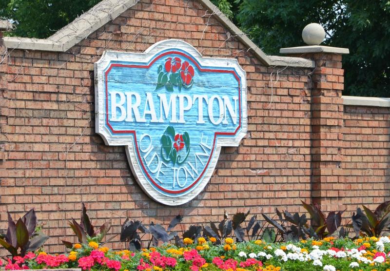 Brampton ontario points of interest
