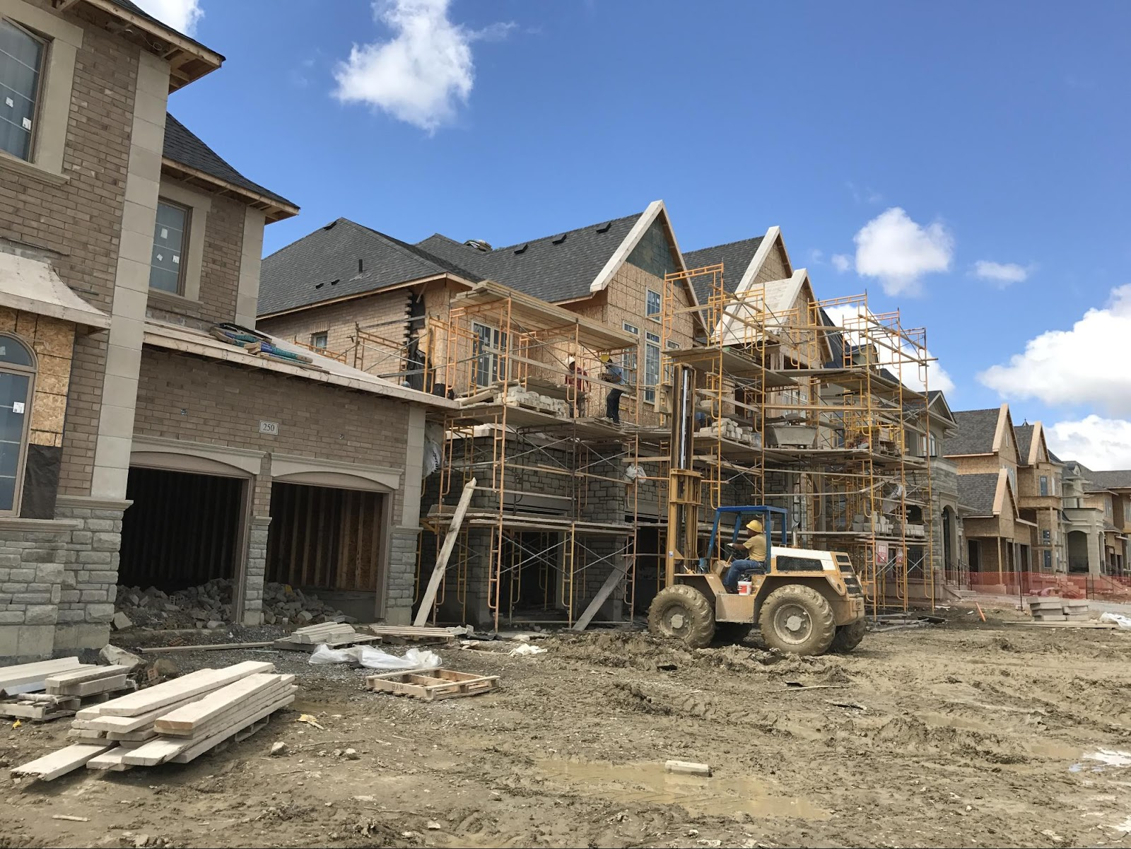 Sofia Model Home at Kleinburg Crown