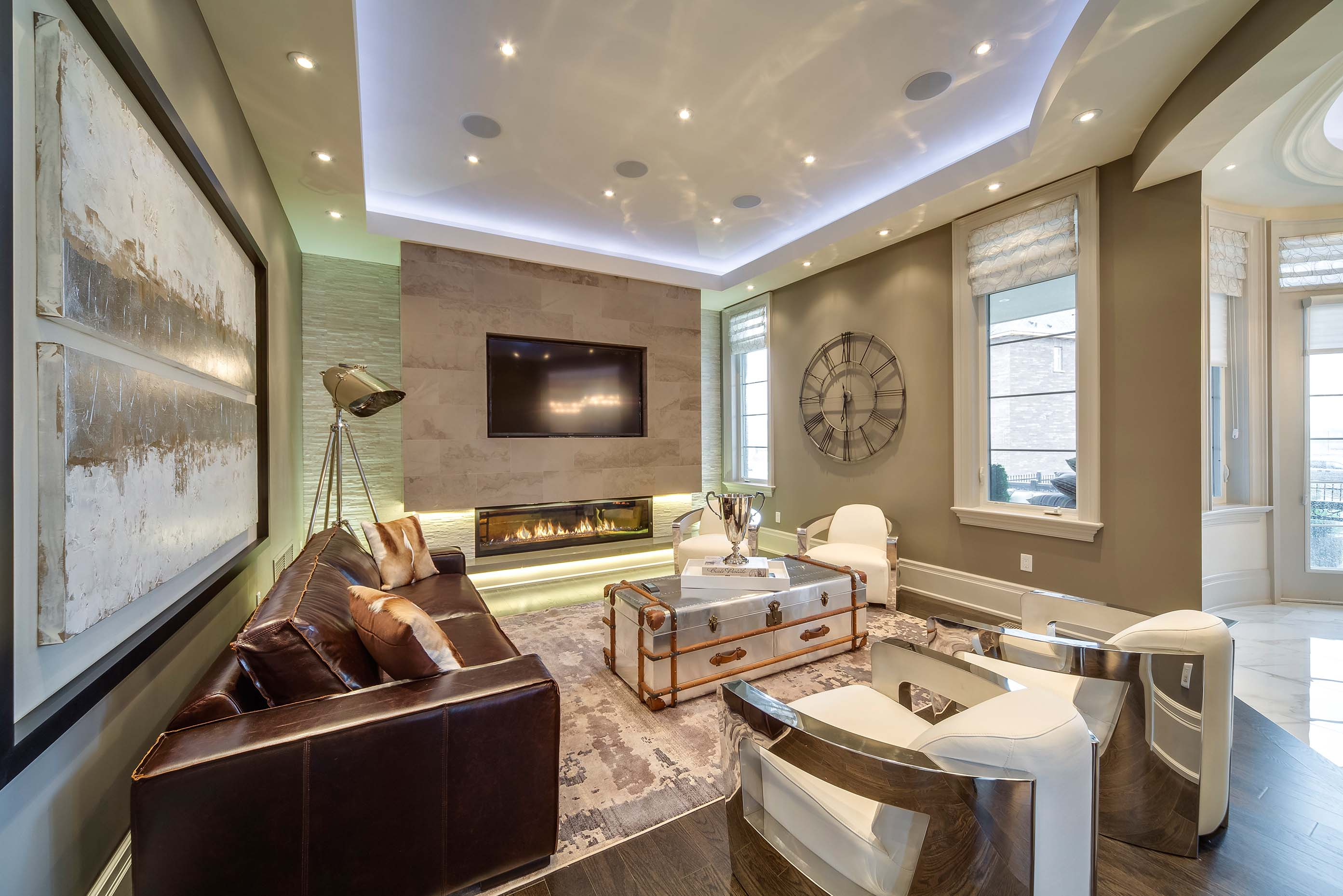 A Walk Through Of The Sofia Model Home At Kleinburg Crown