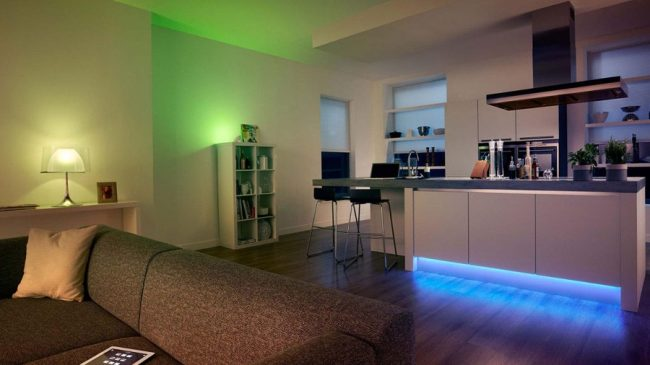 smart lighting